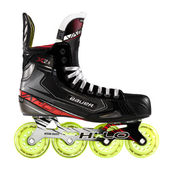 Bauer Vapor X2.9 Roller Hockey Patin Junior (3)